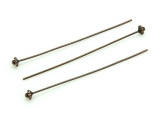Copper Pewter Headpin 52mm (PB843)