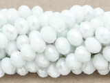 White Crystal Glass Beads 10mm (CRY277)