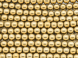 Brass Round Metal Beads - 5mm (ME460)