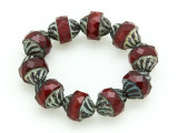 Czech Glass Beads 12mm (CZ1265)