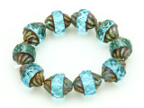Czech Glass Beads 12mm (CZ1267)