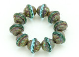 Czech Glass Beads 12mm (CZ1288)
