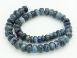 Kyanite Irregular Rondelle Gemstone Beads 11-15mm (GS4278)
