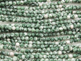 Tree Agate Round Gemstone Beads 4mm (GS4310)