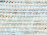 Opalite Rondelle Gemstone Beads 6mm (GS4354)