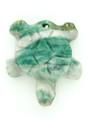 Mayan Carved Jade Amulet 26mm (GJ289)