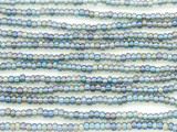 Jeweltone AB Glass Seed Beads - 8/0 (SB116)