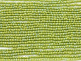 Olive Green Glass Seed Beads - 11/0 (SB131)
