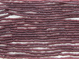 Purple Matte Glass Seed Beads - 11/0 (SB139)