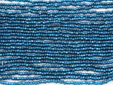 Cobalt & Cobalt Blue Glass Seed Beads - 11/0 (SB144)