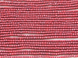 Cranberry Pink Glass Seed Beads - 11/0 (SB146)