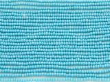 Light Blue AB Glass Seed Beads - 11/0 (SB147)
