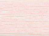 Pink Metallic Glass Seed Beads - 11/0 (SB149)
