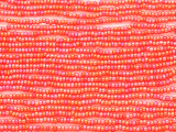 Orange Pink AB Metallic Glass Seed Beads - 11/0 (SB152)