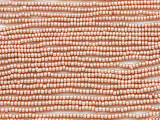 Bright Copper Metallic Glass Seed Beads - 11/0 (SB156)