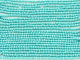 Turquoise AB Glass Seed Beads - 11/0 (SB157)