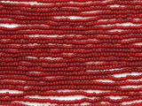 Cranberry Red Glass Seed Beads - 11/0 (SB164)