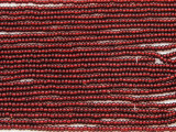Dark Cranberry Glass Seed Beads - 11/0 (SB171)