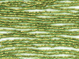 Olive Green Silver Line Glass Seed Beads - 11/0 (SB172)