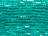 Teal Transparent Glass Seed Beads - 10/0 (SB186)