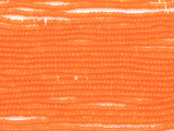 Bright Orange Glass Seed Beads - 10/0 (SB188)