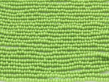 Lime Green Glass Seed Beads - 10/0 (SB189)