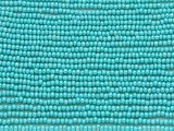 Turquoise Glass Seed Beads - 10/0 (SB193)