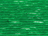 Green Transparent Glass Seed Beads - 10/0 (SB194)