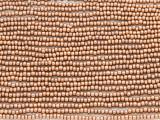 Copper Metallic Glass Seed Beads - 10/0 (SB201)