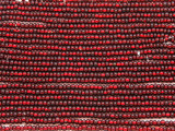 Dark Cranberry Red Glass Seed Beads - 10/0 (SB204)