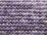 Amethyst Round Gemstone Beads 3-4mm (GS4370)