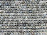 Labradorite Round Gemstone Beads 3mm (GS4375) BUY ONE, GET ONE FREE