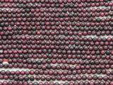 Garnet Round Gemstone Beads 2-3mm (GS4402)