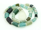 Afghan Ancient Roman Glass Beads (AF1690)