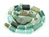 Afghan Ancient Roman Glass Beads (AF1691)