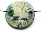 Afghan Ancient Roman Glass Pendant 43mm (AF599)