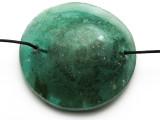 Afghan Ancient Roman Glass Pendant 46mm (AF610)