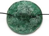 Afghan Ancient Roman Glass Pendant 52mm (AF620)