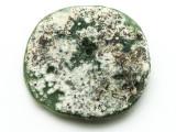 Afghan Ancient Roman Glass Pendant 34mm (AF632)