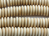 Natural Disc Wood Beads 15mm (WD946)