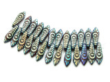 Czech Glass Beads 16mm (CZ1307)