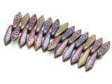 Czech Glass Beads 16mm (CZ1333)
