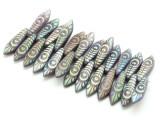 Czech Glass Beads 16mm (CZ1334)