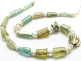 Afghan Ancient Roman Glass Beads (AF1740)