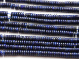 Lapis Lazuli Heishi Gemstone Beads 6mm (GS4488)