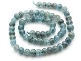 Kyanite Irregular Round Gemstone Beads 7-8mm (GS4504)