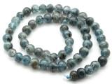 Kyanite Irregular Round Gemstone Beads 7-8mm (GS4508)