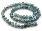 Kyanite Irregular Round Gemstone Beads 7-8mm (GS4510)