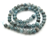 Kyanite Irregular Round Gemstone Beads 6-8mm (GS4511)