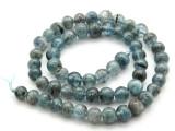 Kyanite Irregular Round Gemstone Beads 6-8mm (GS4511)